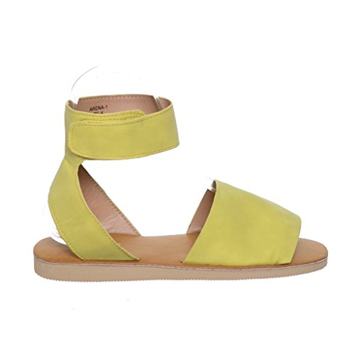 Comfortable Sandal (7.5, lime) [Apparel]