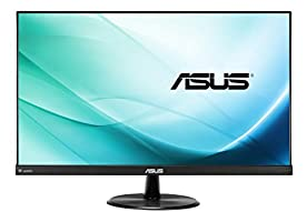"Asus VP279Q-P 27"" 1080p IPS DisplayPort HDMI VGA Back-lit LED EyeCare Monitor"