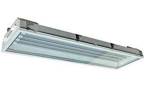 Hazardous Area LED Light -Class 1 Div 2 Groups A B C D and Class 2 Div 2 F G - 4' 4 lamp -