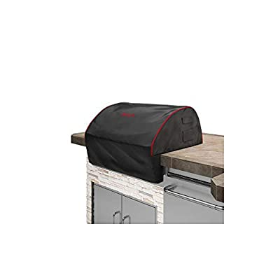 Bull Outdoor Products 45005 30 Inch Heavy Duty Bull Grill Head Cover, Black