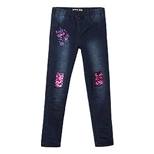 Desigual Girl's Denim Trousers Martin Jeans