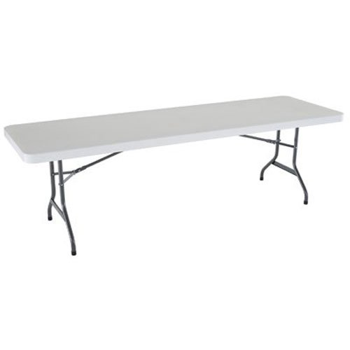 Folding Tables Rectangular (96'' X 30'') (EA) by Lifetime Products