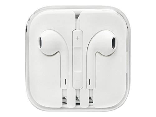 Apple MD827LL/A EarPods with Remote and Mic - - Headphones With Mic And Remote