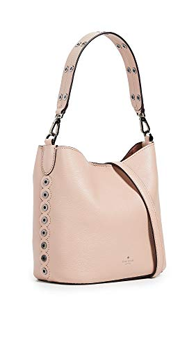 Kate Spade New York Women's Atlantic Avenue Small Libby Bucket Bag, Ginger Tea, Pink, One Size