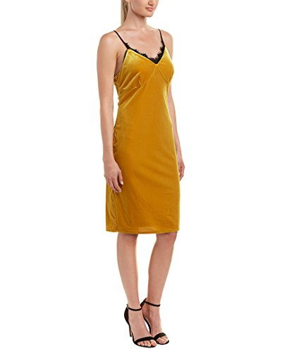 2 Dress Yellow Cynthia Steffe Womens Sheath q7wWpIz