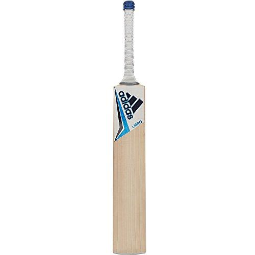 Adidas Bianco Mazza Kashmir Libro 5 Cricket blu Willow Da 0 Junior y6vbfIY7g