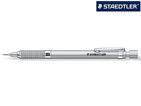 Staedtler 0.5mm Mechanical Pencil Silver Series 925 25-05