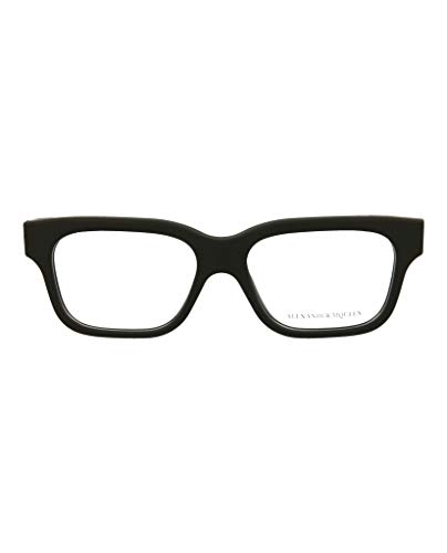 Eyeglasses Alexander McQueen AM 0038 O- 001 BLACK ()