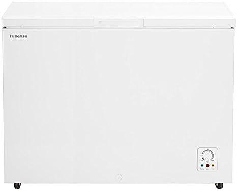 Congelador arcón Hisense FT325D4AW1: 229.9: Amazon.es: Grandes ...
