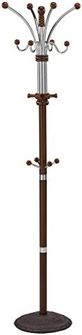 WHI Coat Rack, WALNUT