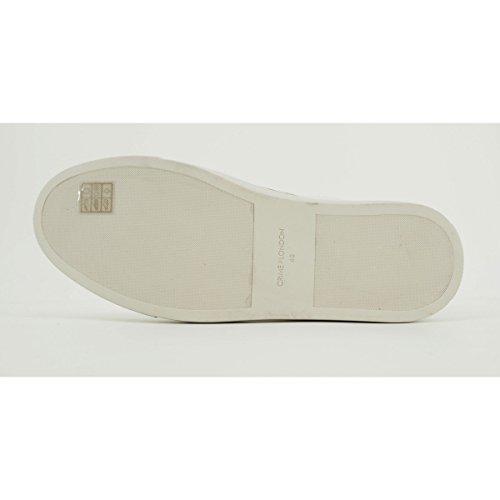 Crime London Sneakers in Pelle Stringata | 11310A17