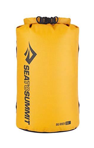 (Sea to Summit Big River Dry Bag,Yellow,35-Liter)