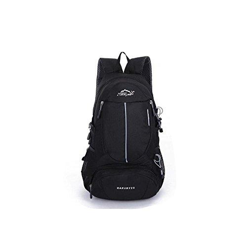 HTRPF Outdoor Freizeit Schultertasche Männer und Frauen Bergsteigen Tasche Große Kapazität Computer Tasche