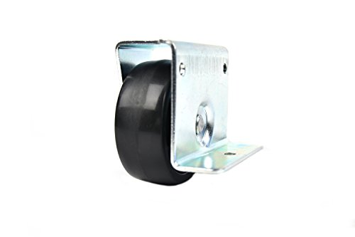 Low Profile Casters Wheels For Trundle Roll Out Beds Or