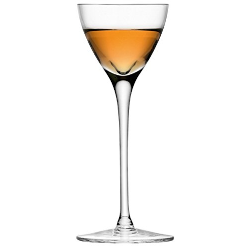 Bar Liqueur Glass 100ml–Clear x 4 LSA 467363