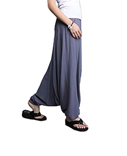 Travel Home Loose Pants Sagging Pants Yoga Pants Sunscreen Essential by Panda Superstore