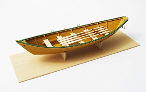Lowell Grand Banks Dory Wooden Model Ship Kit 1:24 Scale