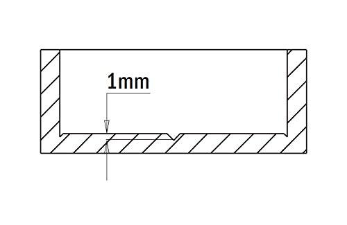 10x26mm Shank CMT 317.150.11 Hinge Boring Bit Diameter 19//32-Inch 15mm Right-Hand Rotation