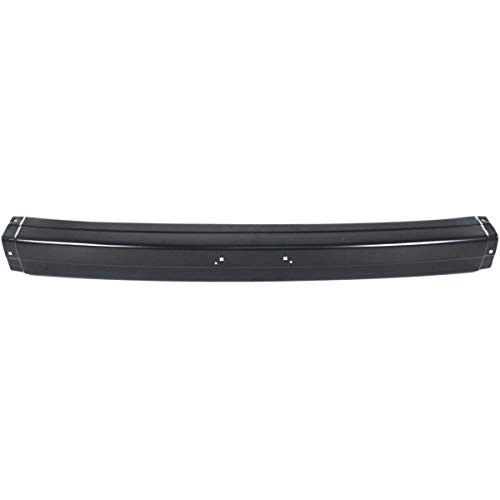 New Front Bumper For 1986-1993 Mazda Pickup, Black, Without Molding Holes, 2WD MA1002113 UE6050030B