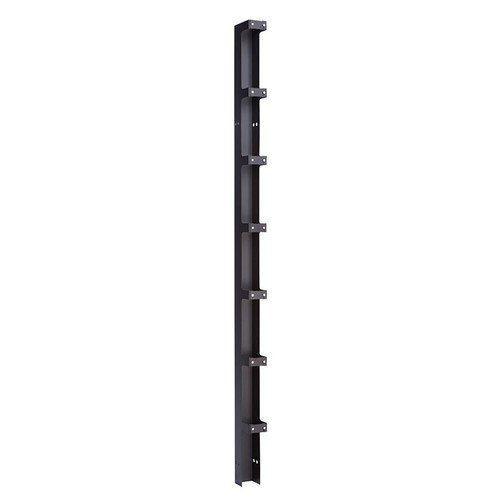 Single-sided Vertical Cable Manager 3.65'' Width USA Made