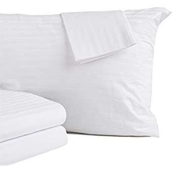 Amazon AllerEase 40% Cotton Allergy Protection Hypoallergenic Gorgeous Pillow Protective Covers