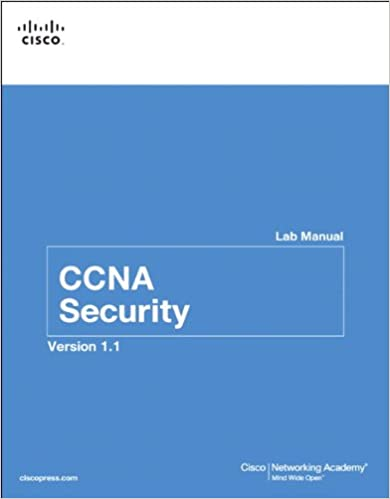 ccna security lab manual version 1 1 2nd edition 0619472133064