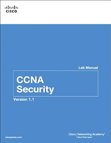 ccna security lab manual version 1 1 2nd edition 0619472133064 rh amazon com Network Topology Examples Case Study