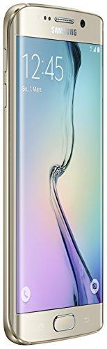 Samsung Galaxy S6 Edge G925F 32GB Unlocked GSM 4G LTE Octa-Core Smartphone - Gold Platinum