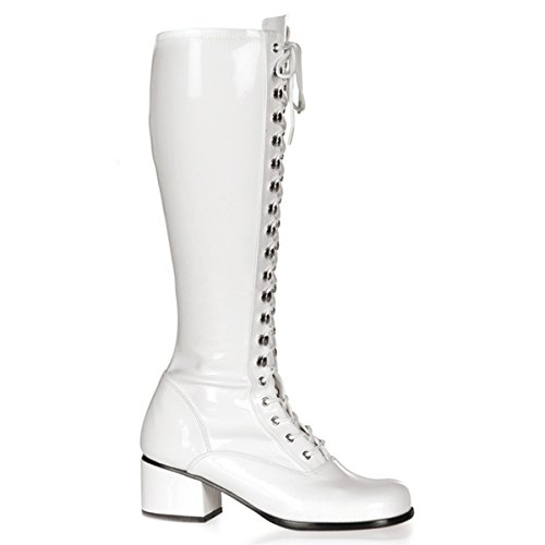 carnival Halloween shoes costume US Weiss Funtasma 45 RETRO EU 302 14 a6WUXwwnx