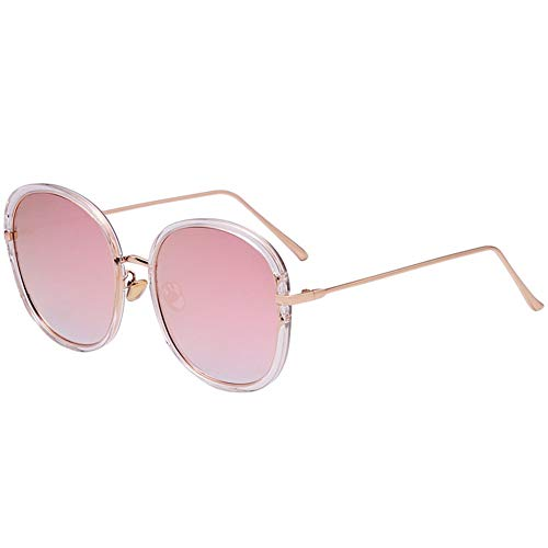 grandes de la sol de las personalidad de las reflexivas sol Gafas mujeres de NIFG gafas de wt5q4gR