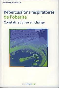 Livres gratuits Répercussions respiratoires sur l'obesité pdf, epub ebook