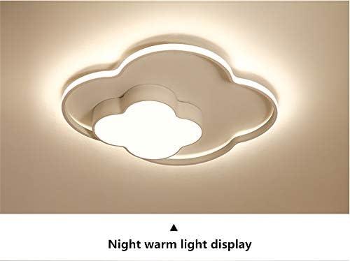 Plafoniere Per Camera Ragazzi : Cocol colore bianco moderno plafoniere a led per camera dei