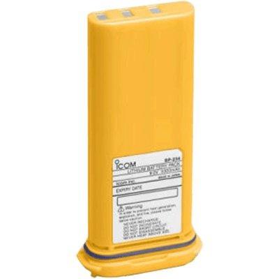 Icom Bp234 Lithium Battery Pack 3300mah F/ Gm1600 Gm1600k