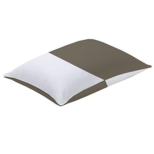 The Midnight Store 2PCs Multi Color Pillowcase Pair  100% Pr