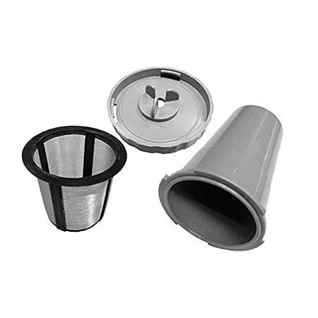 Filtro de cápsulas de café compatible con Keurig Cafetera colador ...