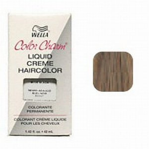Color Charm Medium Ash Blonde Liquid Creme Hair Color
