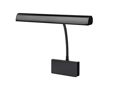 "Cocoweb GPLED14-7D LED Grand Piano Lamp, 14"", Black"