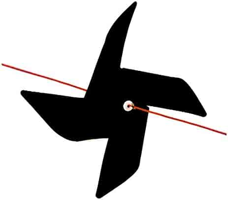 Zhuoyue 3D Shark Kite for Kids and Adults 5ft Large Nylon Kites Easy to Fly Single Line Kite for The Beach Park and Outdoor Games Activities