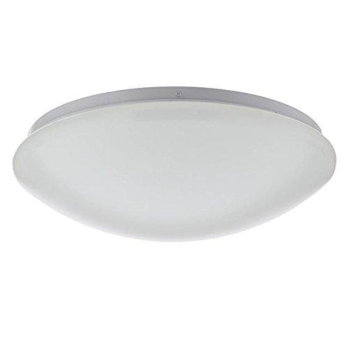LEDwholesalers 35-Watt UL-Listed Energy Star LED 15-Inch Round Surface Mount Ceiling Light, Warm White 3000K, 2152WW -