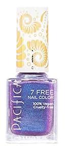 Amazon.com: Pacifica 7 Free Nail Polish ~ Tourmaline