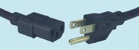 (3 Conductor Beldfoil Shielded Power Cord)