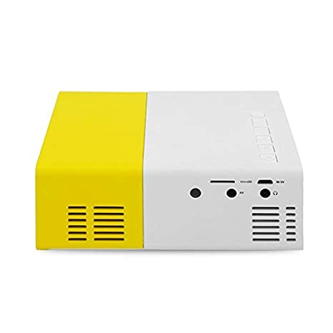 YG300 Proyector Mini LED de Alta resolución Ultra portátil HD ...
