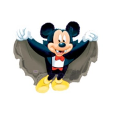 Amscan Disney Mickey Mouse Dracula 40