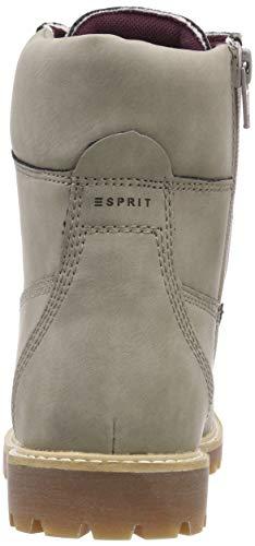 brown 025 Grey Esprit Landy Gris Para Botines Mujer Bootie TYHx4qA1