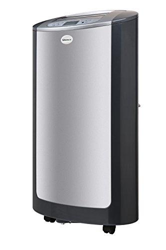 Shinco YPN-09C Portable air conditioner with remote control, 9000 BTU