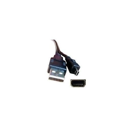 Replacement USB Data Cable Cord for Select Sony Cybershot and Alpha DSLR Digital Cameras (Compatible Models Listed Below)