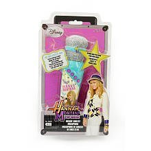 CDI Educational Products - Hannah Montana The Movie: Rockin' Concert Microphone - Plays ''The Best of Both Worlds'' and ''You'll Always Find Your Way Back Home''