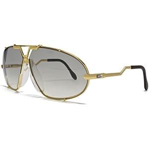 Cazal Oval Gold Sunglasses Cazal 906 097 69