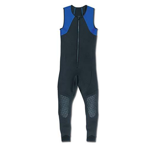 NeoZip Long John Wetsuit B004MGG59S ブラック Small Small|ブラック