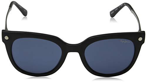 black Negro 52 0 Jeans Mujer Para Gafas Sunglasses Sol Marcela blue Pepe De gwaSZ